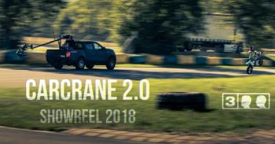 Carcrane 2.0 Showreel